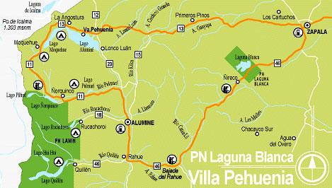 Ruta Provincial 11 - Villa Pehuenia